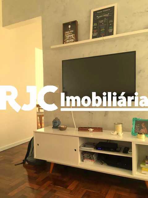 1. - Apartamento 2 quartos à venda Grajaú, Rio de Janeiro - R$ 400.000 - MBAP23869 - 1