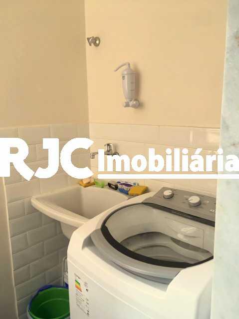13. - Apartamento 2 quartos à venda Grajaú, Rio de Janeiro - R$ 400.000 - MBAP23869 - 23