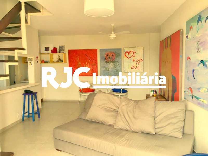 1. - Apartamento 2 quartos à venda Barra da Tijuca, Rio de Janeiro - R$ 790.000 - MBAP23884 - 1