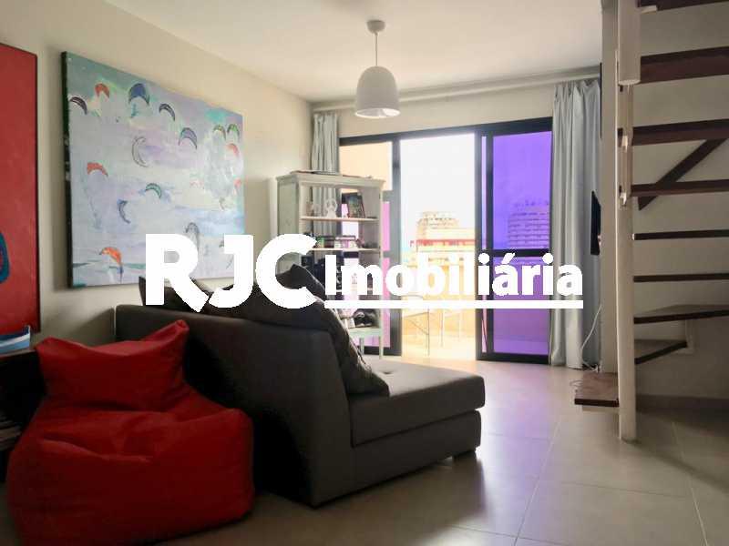 2. - Apartamento 2 quartos à venda Barra da Tijuca, Rio de Janeiro - R$ 790.000 - MBAP23884 - 3