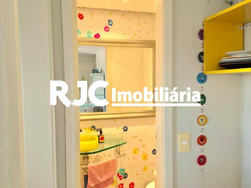 6. - Apartamento 2 quartos à venda Barra da Tijuca, Rio de Janeiro - R$ 790.000 - MBAP23884 - 7