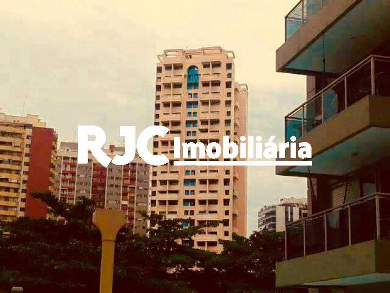 14. - Apartamento 2 quartos à venda Barra da Tijuca, Rio de Janeiro - R$ 790.000 - MBAP23884 - 20