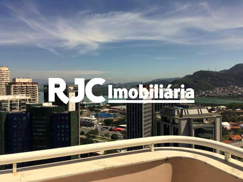 15. - Apartamento 2 quartos à venda Barra da Tijuca, Rio de Janeiro - R$ 790.000 - MBAP23884 - 21