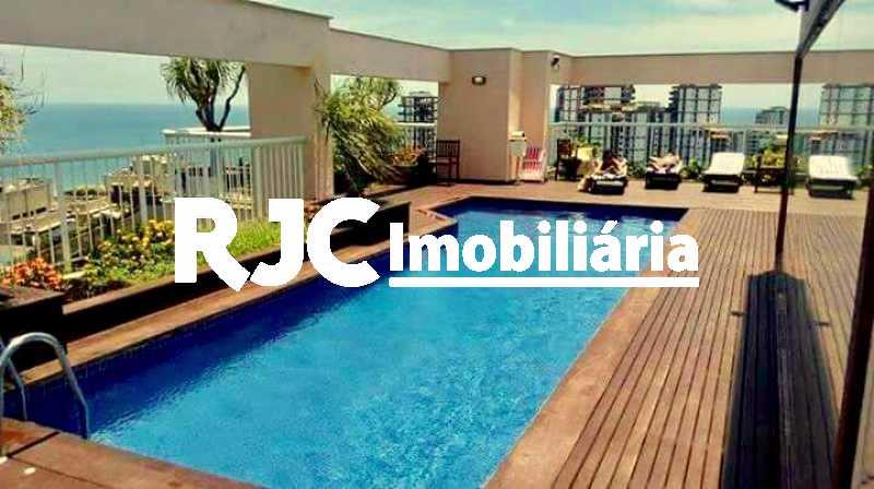 16 14. - Apartamento 2 quartos à venda Barra da Tijuca, Rio de Janeiro - R$ 790.000 - MBAP23884 - 28