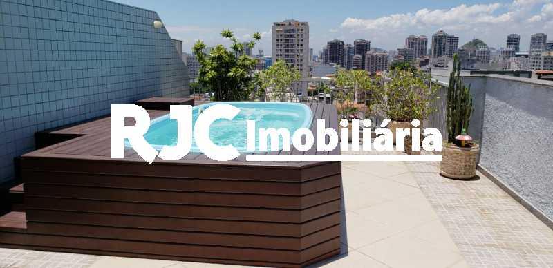 1 - Cobertura 2 quartos à venda Tijuca, Rio de Janeiro - R$ 950.000 - MBCO20139 - 1