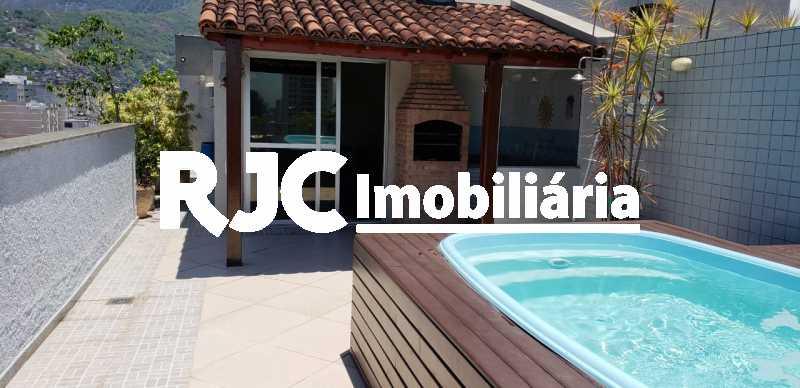 2 - Cobertura 2 quartos à venda Tijuca, Rio de Janeiro - R$ 950.000 - MBCO20139 - 3