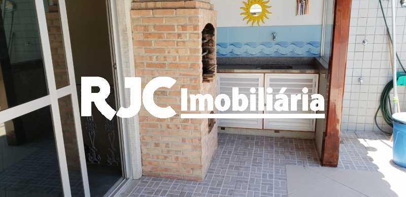 3 - Cobertura 2 quartos à venda Tijuca, Rio de Janeiro - R$ 950.000 - MBCO20139 - 4