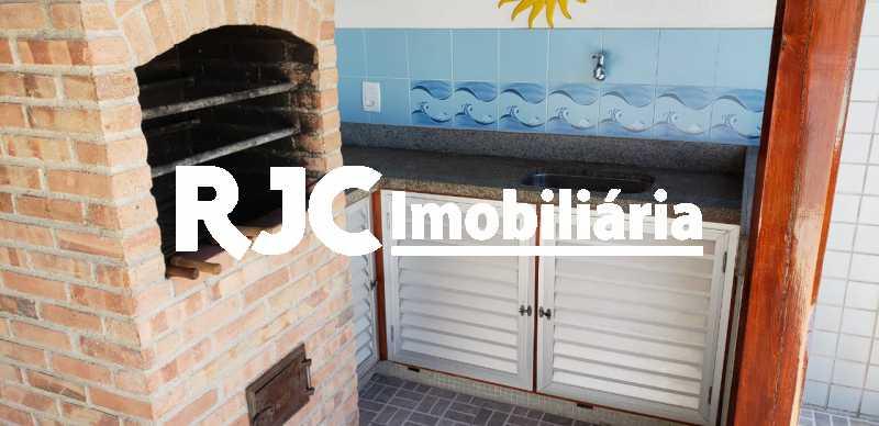 4 - Cobertura 2 quartos à venda Tijuca, Rio de Janeiro - R$ 950.000 - MBCO20139 - 5