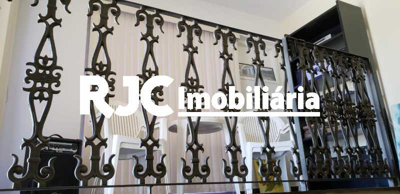 7 - Cobertura 2 quartos à venda Tijuca, Rio de Janeiro - R$ 950.000 - MBCO20139 - 8