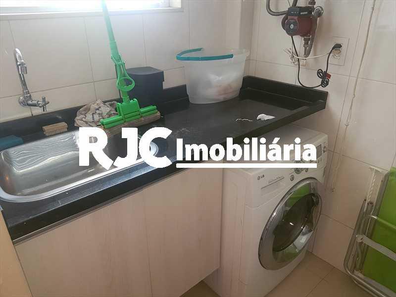 20190314_133350 - Apartamento 2 quartos à venda Grajaú, Rio de Janeiro - R$ 490.000 - MBAP23924 - 23