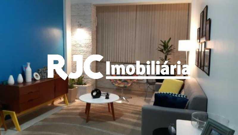 1 - Apartamento 2 quartos à venda Copacabana, Rio de Janeiro - R$ 1.150.000 - MBAP23934 - 1