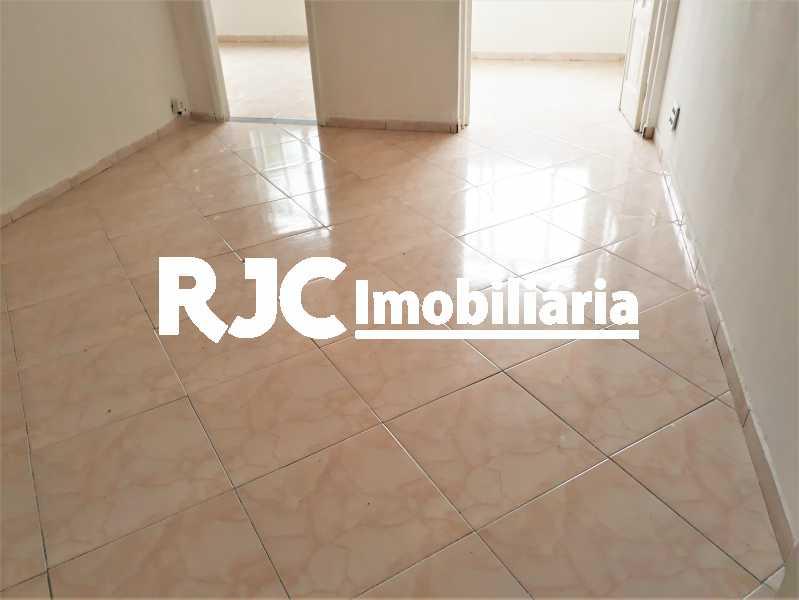 FOTO 1 - Apartamento 2 quartos à venda Riachuelo, Rio de Janeiro - R$ 180.000 - MBAP23949 - 1