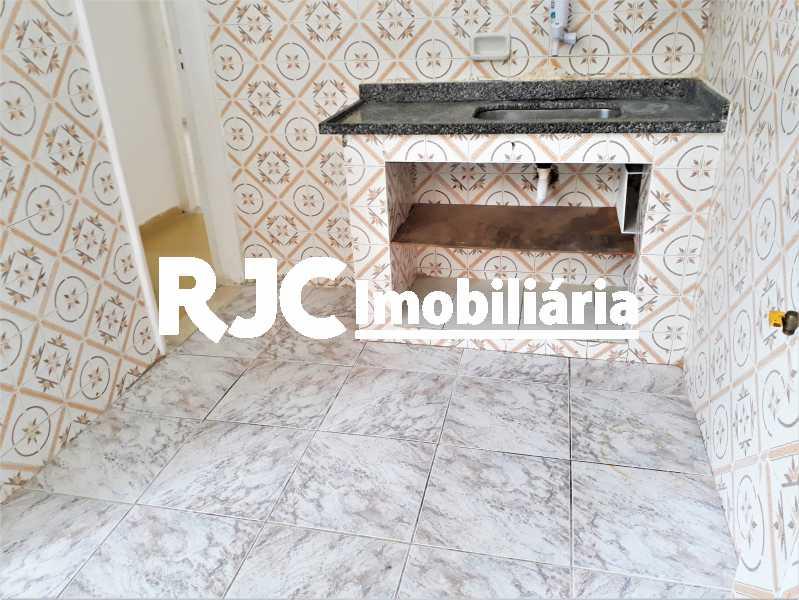 FOTO 16 - Apartamento 2 quartos à venda Riachuelo, Rio de Janeiro - R$ 180.000 - MBAP23949 - 17