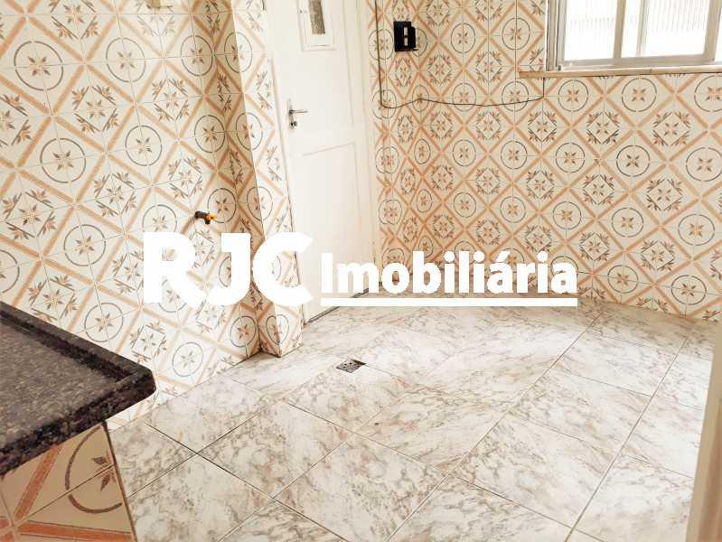 FOTO 17 - Apartamento 2 quartos à venda Riachuelo, Rio de Janeiro - R$ 180.000 - MBAP23949 - 18