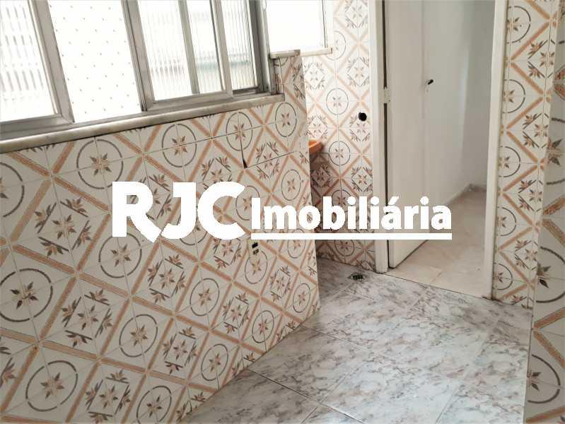 FOTO 19 - Apartamento 2 quartos à venda Riachuelo, Rio de Janeiro - R$ 180.000 - MBAP23949 - 20