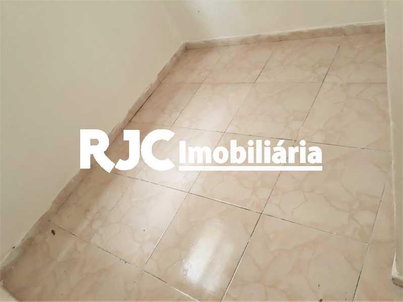 FOTO 20 - Apartamento 2 quartos à venda Riachuelo, Rio de Janeiro - R$ 180.000 - MBAP23949 - 21