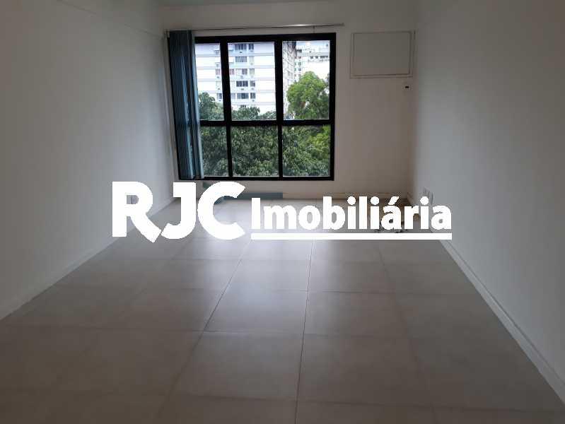 FOTO 4 - Sala Comercial 37m² à venda Vila Isabel, Rio de Janeiro - R$ 160.000 - MBSL00218 - 5