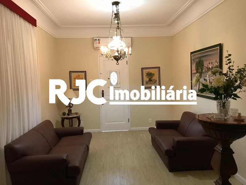 1 - Casa 3 quartos à venda Tijuca, Rio de Janeiro - R$ 990.000 - MBCA30159 - 1