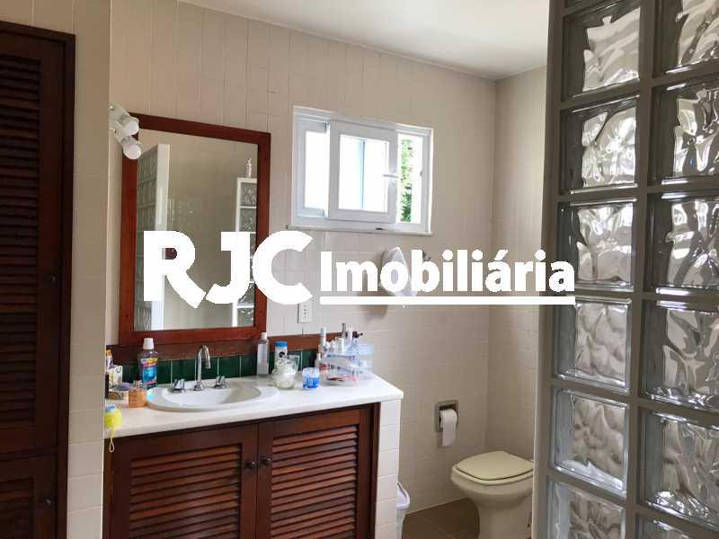 10 - Casa 3 quartos à venda Tijuca, Rio de Janeiro - R$ 990.000 - MBCA30159 - 11