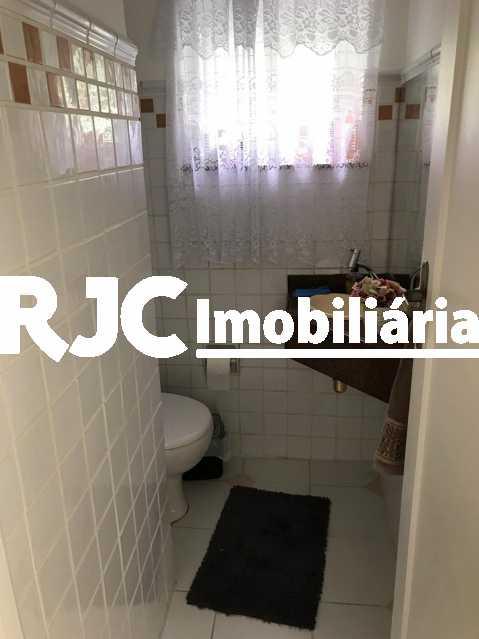 16 - Casa 3 quartos à venda Tijuca, Rio de Janeiro - R$ 990.000 - MBCA30159 - 17
