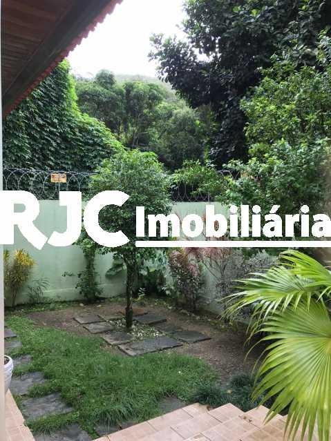 20 - Casa 3 quartos à venda Tijuca, Rio de Janeiro - R$ 990.000 - MBCA30159 - 21