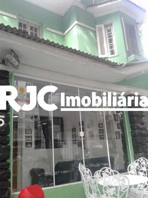 1. - Casa Comercial 238m² à venda Tijuca, Rio de Janeiro - R$ 1.500.000 - MBCC00011 - 1