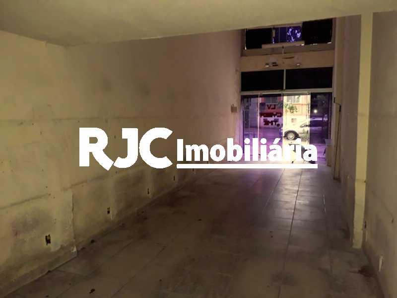 1 - Loja 80m² à venda Rio Comprido, Rio de Janeiro - R$ 350.000 - MBLJ00062 - 1