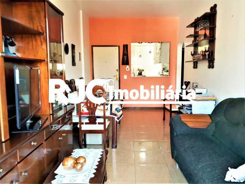 FOTO 1 - Apartamento 1 quarto à venda Grajaú, Rio de Janeiro - R$ 350.000 - MBAP10729 - 1