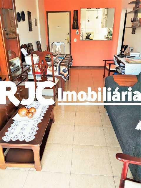 FOTO 2 - Apartamento 1 quarto à venda Grajaú, Rio de Janeiro - R$ 350.000 - MBAP10729 - 3