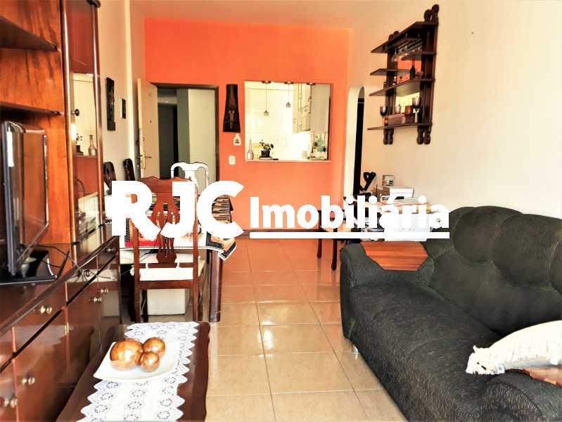 FOTO 4 - Apartamento 1 quarto à venda Grajaú, Rio de Janeiro - R$ 350.000 - MBAP10729 - 5