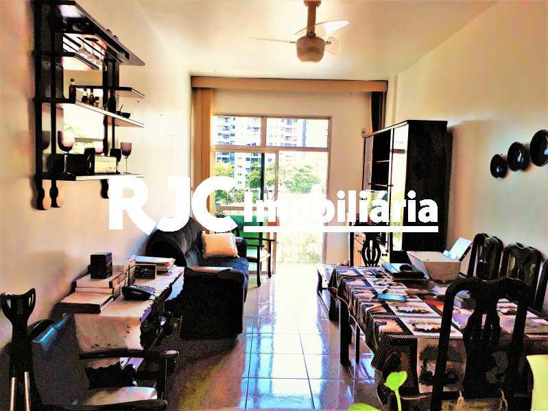FOTO 5 - Apartamento 1 quarto à venda Grajaú, Rio de Janeiro - R$ 350.000 - MBAP10729 - 6
