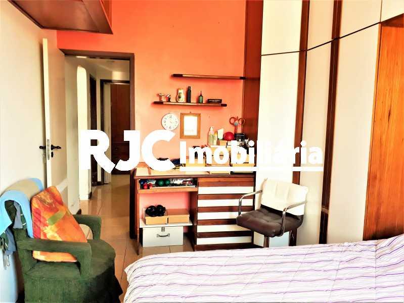 FOTO 7 - Apartamento 1 quarto à venda Grajaú, Rio de Janeiro - R$ 350.000 - MBAP10729 - 8