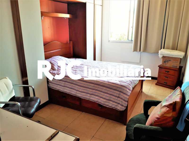 FOTO 8 - Apartamento 1 quarto à venda Grajaú, Rio de Janeiro - R$ 350.000 - MBAP10729 - 9
