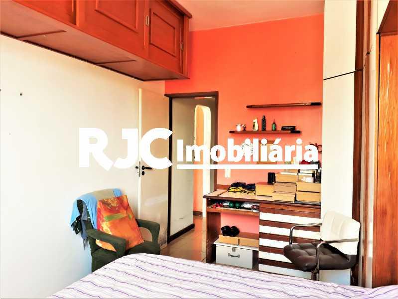 FOTO 9 - Apartamento 1 quarto à venda Grajaú, Rio de Janeiro - R$ 350.000 - MBAP10729 - 10