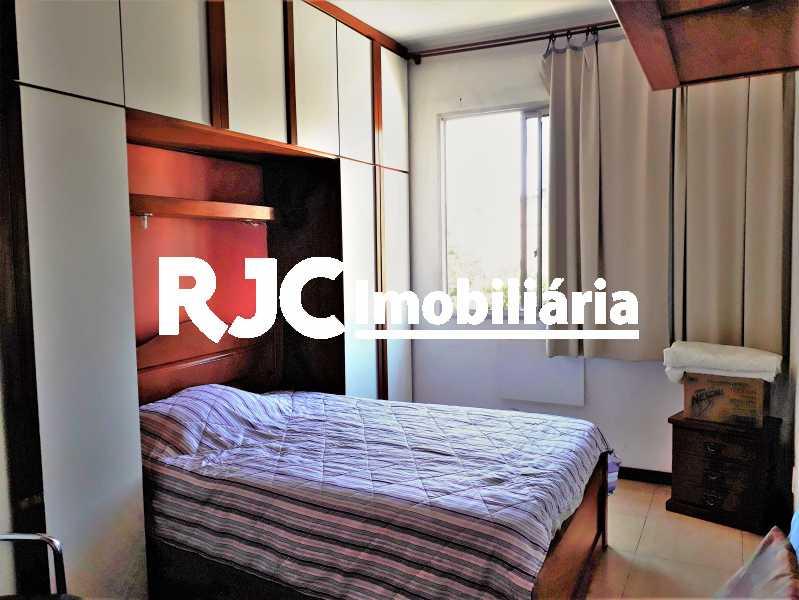FOTO 10 - Apartamento 1 quarto à venda Grajaú, Rio de Janeiro - R$ 350.000 - MBAP10729 - 11