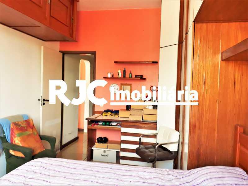 FOTO 11 - Apartamento 1 quarto à venda Grajaú, Rio de Janeiro - R$ 350.000 - MBAP10729 - 12