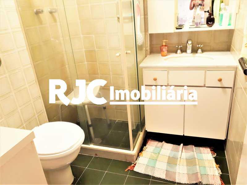 FOTO 14 - Apartamento 1 quarto à venda Grajaú, Rio de Janeiro - R$ 350.000 - MBAP10729 - 15