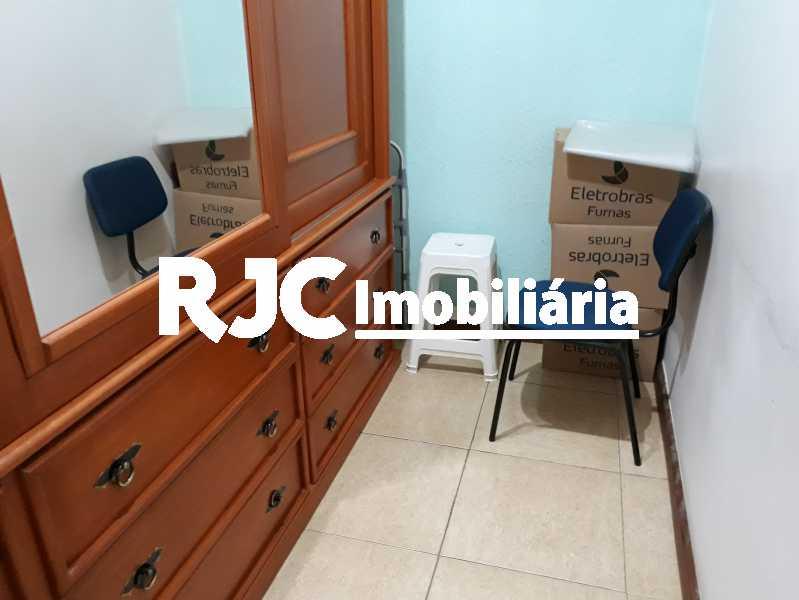 FOTO 15 - Apartamento 1 quarto à venda Grajaú, Rio de Janeiro - R$ 350.000 - MBAP10729 - 16