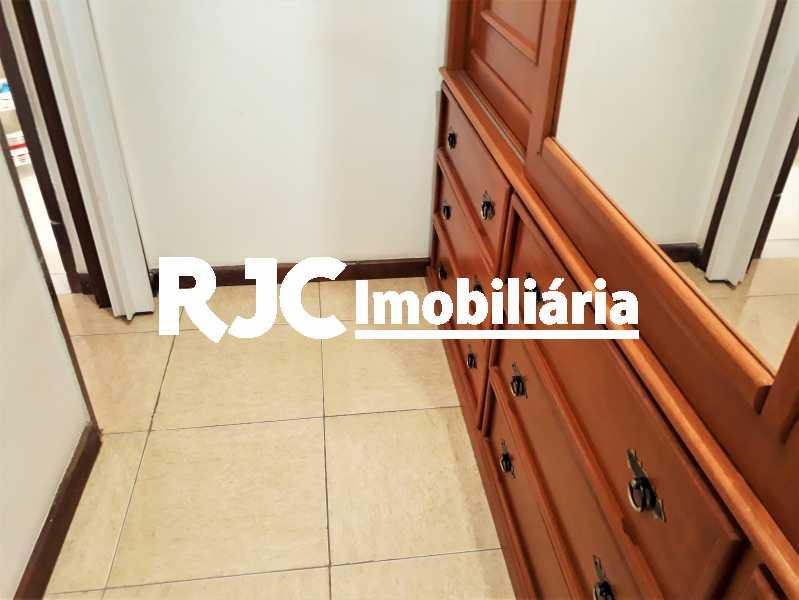 FOTO 16 - Apartamento 1 quarto à venda Grajaú, Rio de Janeiro - R$ 350.000 - MBAP10729 - 17
