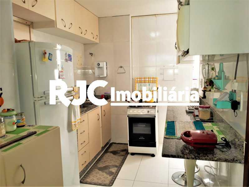 FOTO 17 - Apartamento 1 quarto à venda Grajaú, Rio de Janeiro - R$ 350.000 - MBAP10729 - 18