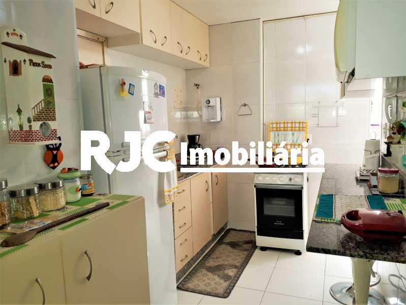 FOTO 18 - Apartamento 1 quarto à venda Grajaú, Rio de Janeiro - R$ 350.000 - MBAP10729 - 19