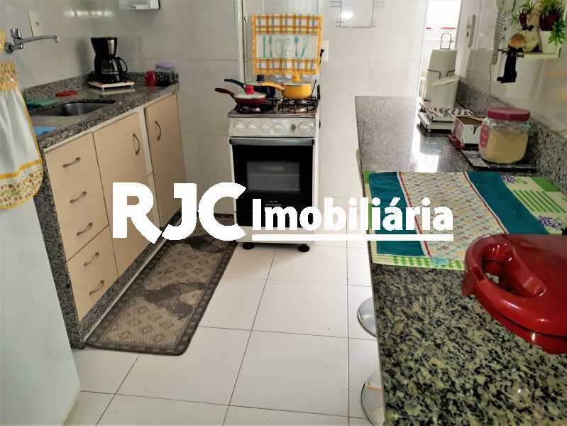 FOTO 19 - Apartamento 1 quarto à venda Grajaú, Rio de Janeiro - R$ 350.000 - MBAP10729 - 20