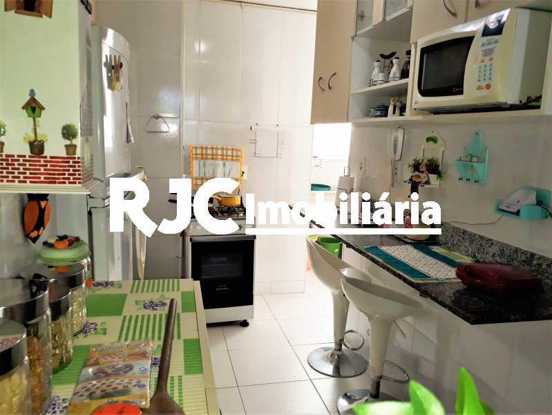 FOTO 20 - Apartamento 1 quarto à venda Grajaú, Rio de Janeiro - R$ 350.000 - MBAP10729 - 21