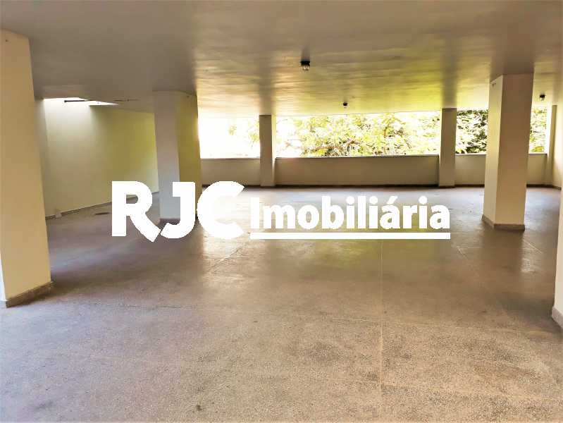 FOTO 22 - Apartamento 1 quarto à venda Grajaú, Rio de Janeiro - R$ 350.000 - MBAP10729 - 23
