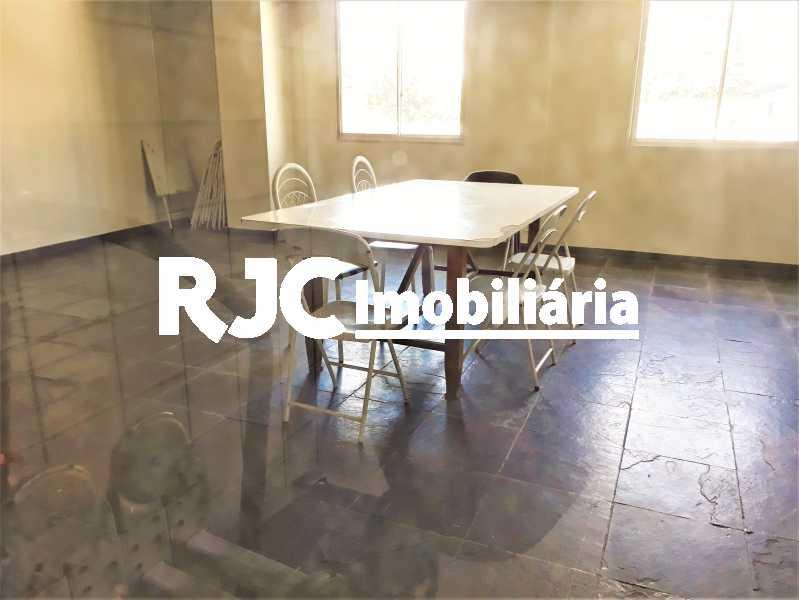 FOTO 23 - Apartamento 1 quarto à venda Grajaú, Rio de Janeiro - R$ 350.000 - MBAP10729 - 24