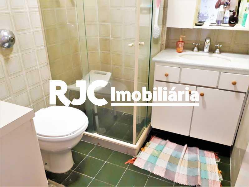 FOTO13 - Apartamento 1 quarto à venda Grajaú, Rio de Janeiro - R$ 350.000 - MBAP10729 - 14