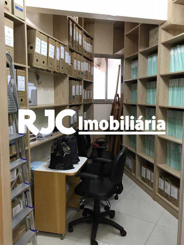 6 - Sala Comercial 125m² à venda Centro, Rio de Janeiro - R$ 840.000 - MBSL00227 - 7