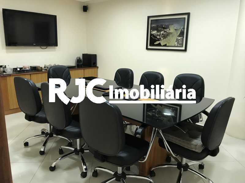 7 - Sala Comercial 125m² à venda Centro, Rio de Janeiro - R$ 840.000 - MBSL00227 - 8