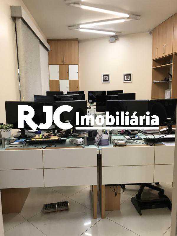 18 - Sala Comercial 125m² à venda Centro, Rio de Janeiro - R$ 840.000 - MBSL00227 - 19