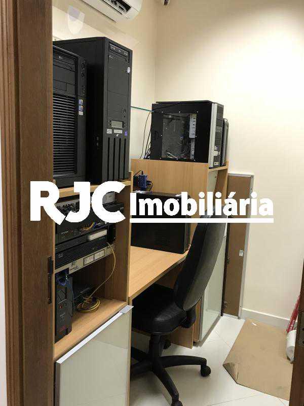 20 - Sala Comercial 125m² à venda Centro, Rio de Janeiro - R$ 840.000 - MBSL00227 - 21